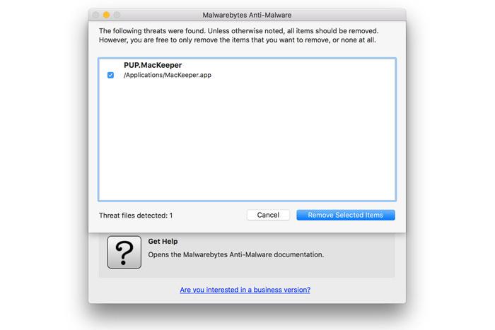 Gỡ bỏ Mackeeper – Phần mềm lừa đảo người dùng