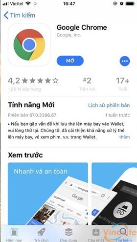 1 Google Chrome