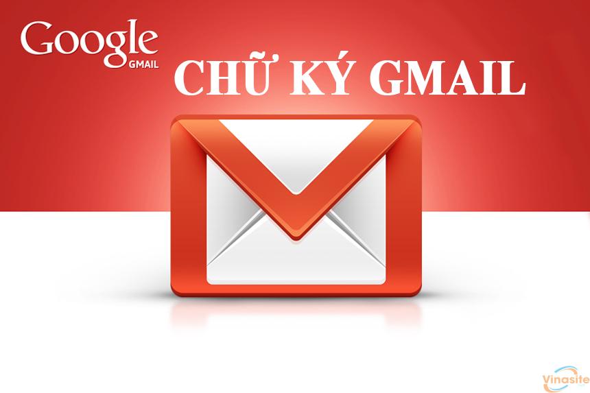 Chữ ký Gmail