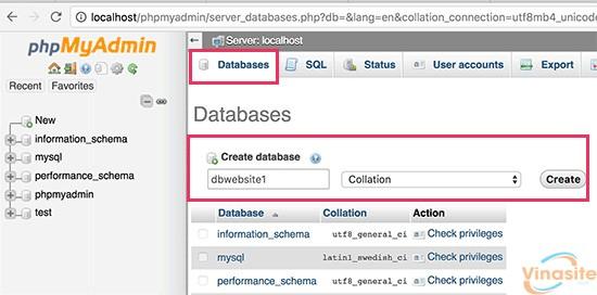 tao database