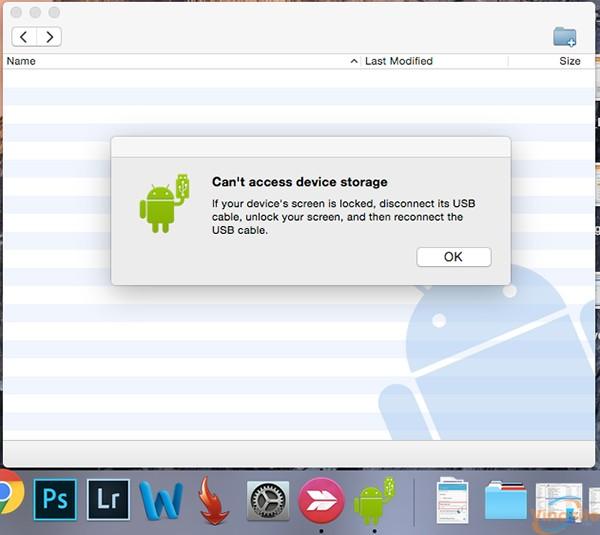 cach ket noi dien thoai android voi macbook imac 1