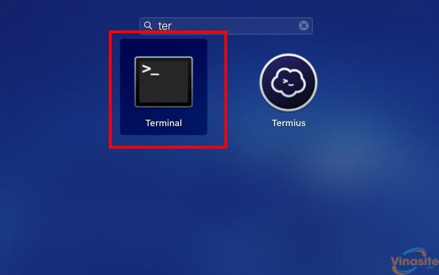 Tìm lại mật khẩu Wifi đã lưu trên MacOS