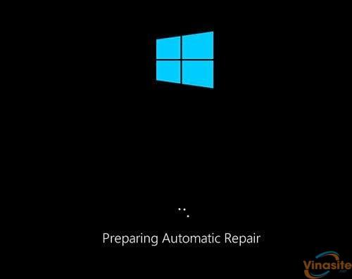 cach vao safe mode windows 10 trong khi boot vao windows loi
