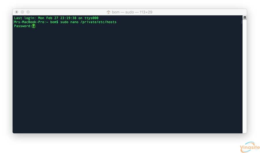 chinh sua file host mac osx techgosu 1