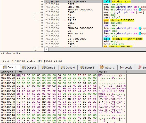 08 kdb decryptdata