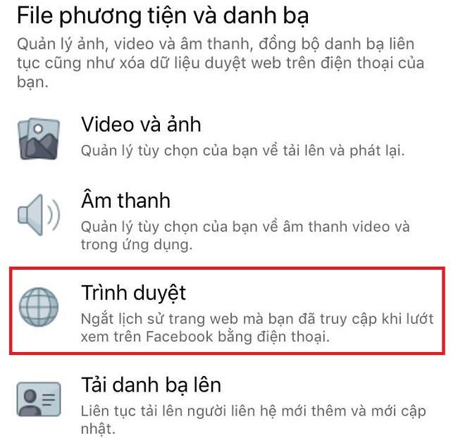 Khắc phục lỗi rất tiếc đã xảy ra lỗi khi phát video này Facebook