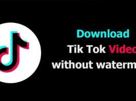 Hướng Dẫn Tải Video Tiktok Không Có Logo Watermark